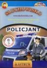 Policjant  (Audiobook) Tkaczyk Lech