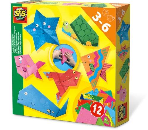 Origami - zwierzątka