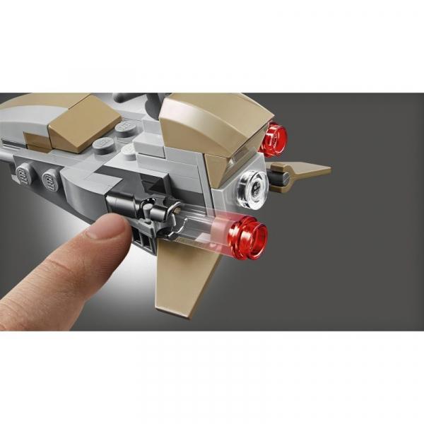 Lego Star Wars: Zestaw bojowy Mandalorianina (75267)