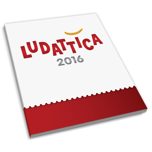 LISCIANIGIOCHI Katalog Ludattica 2016 (31713)