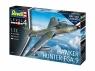 Model plastikowy Hawker Hunter FGA 9 (03908) od 12 lat