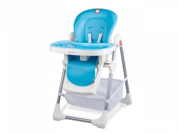 Linn Plus Krzesełko do karmienia blue (52140)