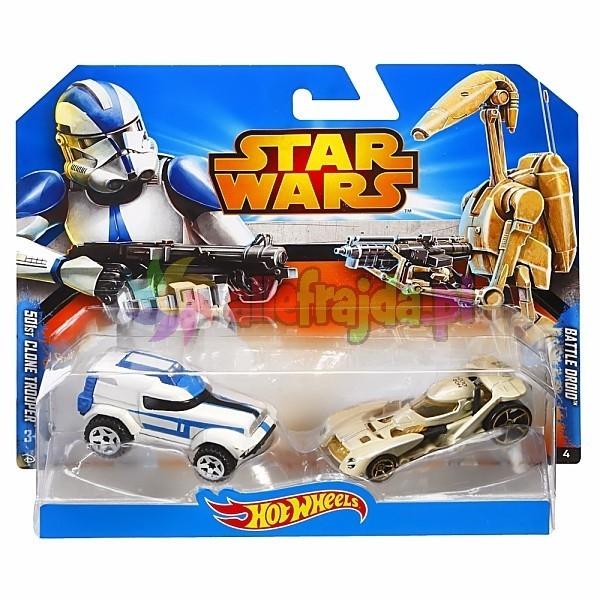 SW Samochodziki Dwupak