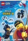 Lego City: misje Duke'a z minifigurką porucznika Duke DeTain praca zbiorowa
