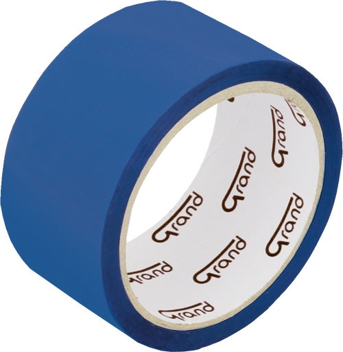 Taśma pakowa kolorowa 48 mm x 50 m niebieska