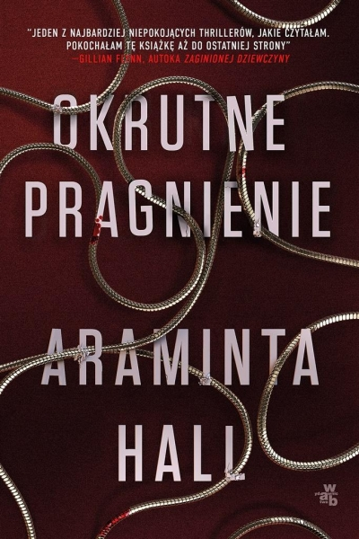 Okrutne pragnienie Araminta Hall, Katarzyna Rosłan