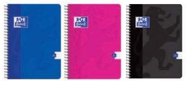 Kołozeszyt Oxford Standard A6 50 kartek kratka