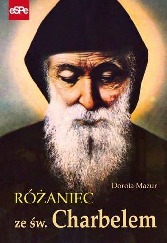 Różaniec ze św. Charbelem Mazur Dorota
