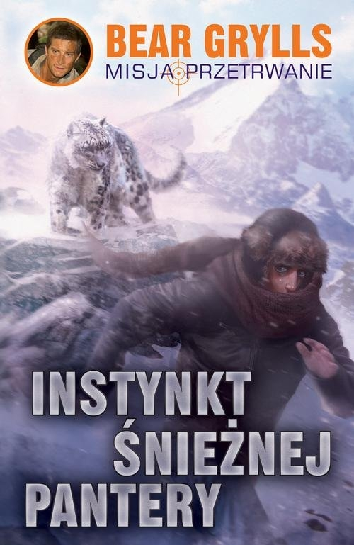 Instynkt śnieżnej pantery Grylls Bear