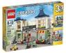 Lego Creator Sklep z zabawkami i owocami 3 w 1 (31036)
