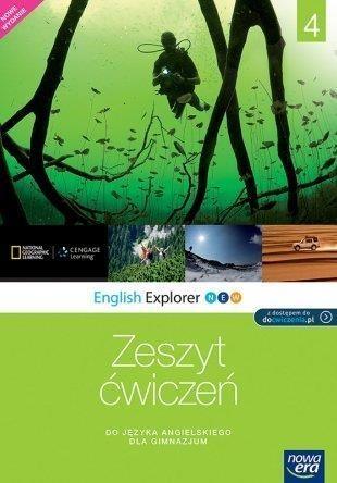 English Explorer New 4. WB Intermediate NE. Zeszyt ćwiczeń do języka angielskiego dla gimnazjum Helen Stephenson, Jane Bailey