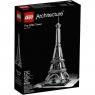 Lego Architecture: Wieża Eiffla (L-21019) od 12 lat