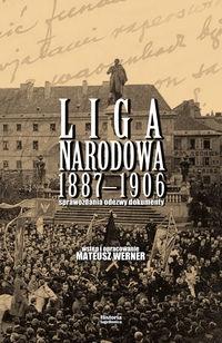 Liga Narodowa 1887-1906 Werner Mateusz