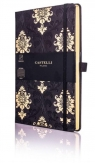 Notatnik 13x21cm linia Castelli Baroque Gold