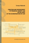 Creation and enforcement of financial market law in the light of the Nieborak Tomasz