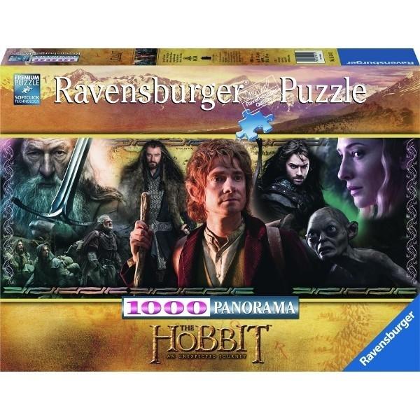 RAVEN. 1000 EL. Hobbit, Powrótdo Śródziemia