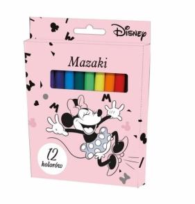 Mazaki Minnie Mouse 12 kolorów