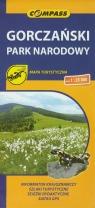 Gorczański Park Narodowy Mapa turystyczna 1:25 000