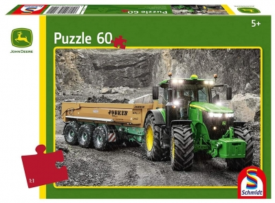 Puzzle 60 John Deere Traktor 7310R G3