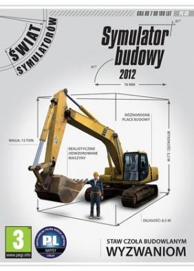 Świat symulatorów: Symulator budowy 2012