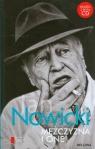 Mężczyzna i one z płytą CD Nowicki Jan