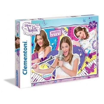 Clementoni Puzzle 500 el. Violetta (30414) .