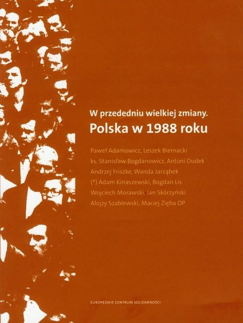 W przededniu wielkiej zmiany Polska w 1988 roku z płytą CD