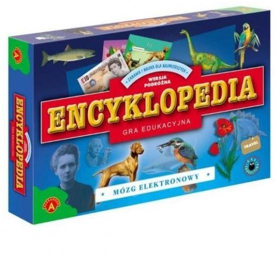Encyklopedia Mózg elektronowy Travel (0514)