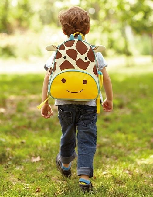 Plecak Zoo Żyrafa (210216)