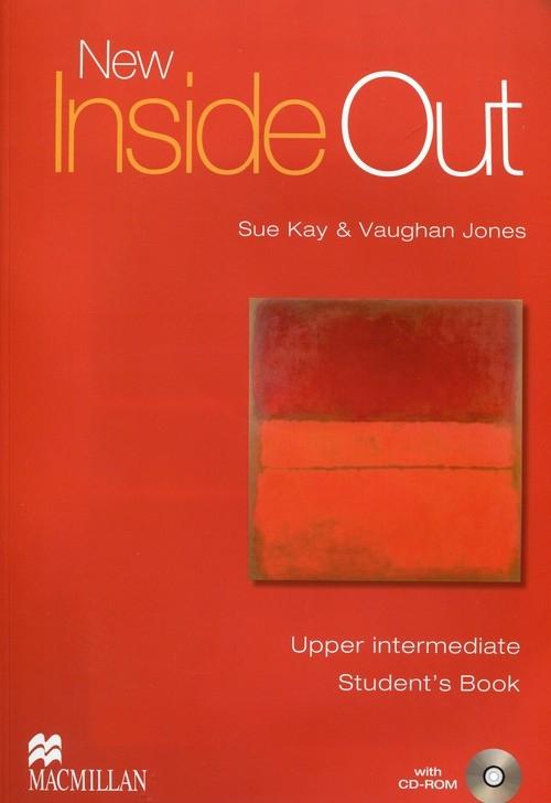 New Inside Out Upper Intermediate Student's Book + CD Kay Sue, Jones Vaughan