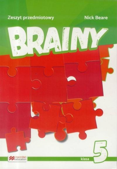 Brainy 5 Zeszyt do języka angielskiego Macmillan Nick Beare