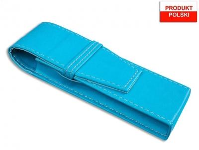 Etui na długopisy WAR-1014 - Błękitny