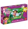 Puzzle Dora poznaje świat 30 (1114)