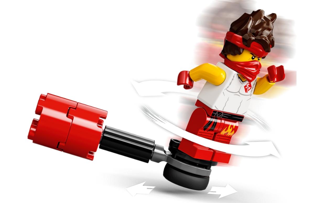 Lego Ninjago: Epicki zestaw bojowy - Kai kontra Szkielet (71730)