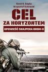 Cel za horyzontem Opowieść snajpera Gromu Karol K. Soyka, Krzysztof Kotowski