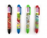 Długopis mechaniczny Komiks różne wzory