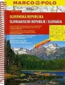 Atlas Słowacja 1:200 000 MARCO POLO praca zbiorowa