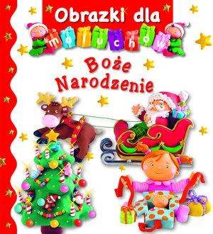 Boże Narodzenie Obrazki dla maluchów