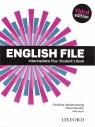 English File. Język angielski. Intermediate Plus Student's Book. Podręcznik Clive Oxenden, Christina Latham-Koeni