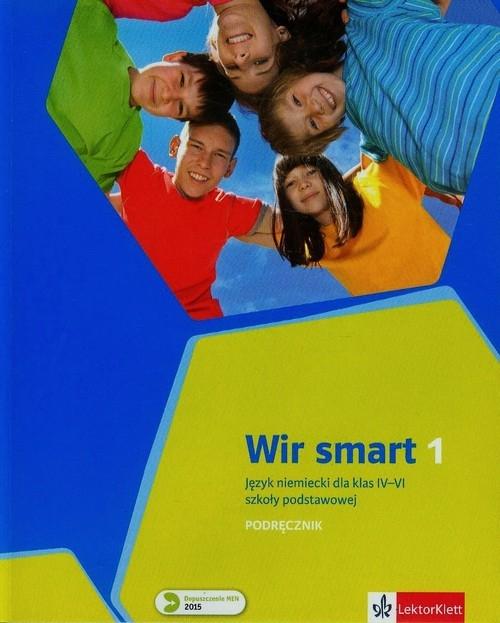 Wir Smart 1 Podręcznik + CD Książek-Kempa Ewa, Wieszczeczyńska Ewa, Kubicka Aleksandra