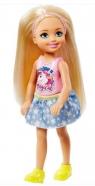 Barbie Chelsea i Przyjaciółki z pieskiem i jednorożcem