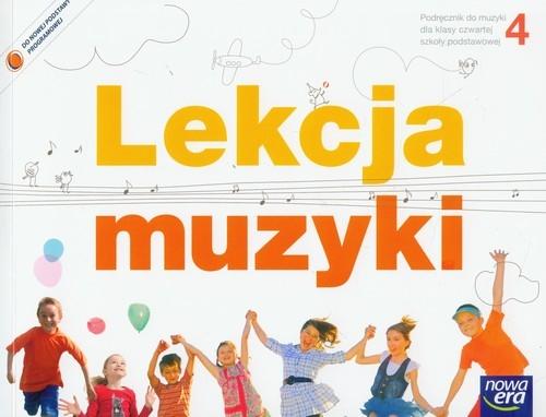 Lekcja muzyki 4 podręcznik Zagrajmy! Dodatek instrumentalny do nauki gry na flecie, dzwonkach i flażolecie Gromek Monika, Kilbach Grażyna