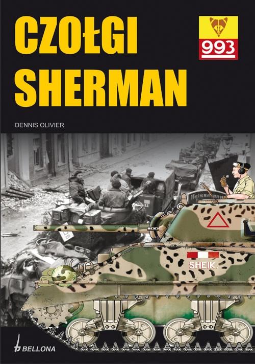 Czołgi Sherman Oliver Dennis