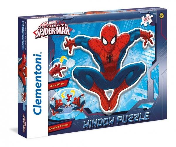 Puzzle konturowe Spider-Man 60  (20114)