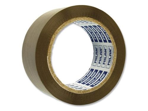 Taśma Milan pakowa brązowa 50 mm x 66 m (80214)