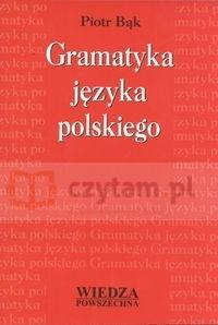 WP Gramatyka języka polskiego Piotr Bąk