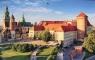 Kalendarz 2019 trójdzielny Kraków