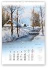 Kalendarz 2016 RW Polska w malarstwie