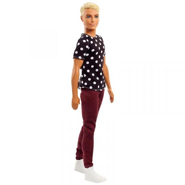 Ken koszulka w grochy (DWK44)