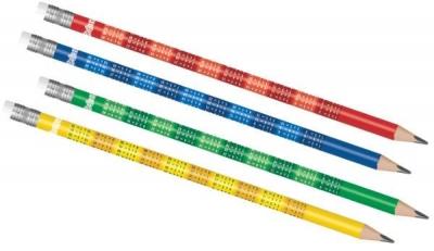 Ołówek z tabliczką mnożenia (66143PTR)